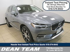 New 2019 Volvo XC60 T5 Inscription SUV St. Louis, MO