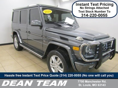 2014 Mercedes Benz G Class >> Used 2014 Mercedes Benz G Class For Sale In St Louis Mo Used Car Dealer Near Kirkwood Webster Groves Mo Vin Wdcyc3hf8ex225344