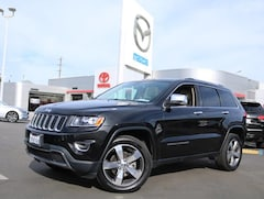 Used vehicles 2015 Jeep Grand Cherokee 4WD  Limited SUV for sale near you in Burlingame, CA