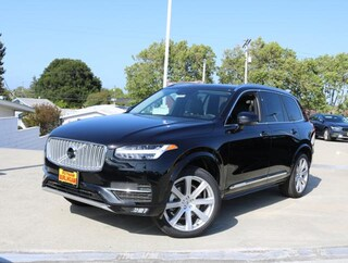 New Volvo Models for sale 2018 Volvo XC90 T6 AWD Inscription (7 Passenger) SUV YV4A22PL0J1375843 in Burlingame, CA