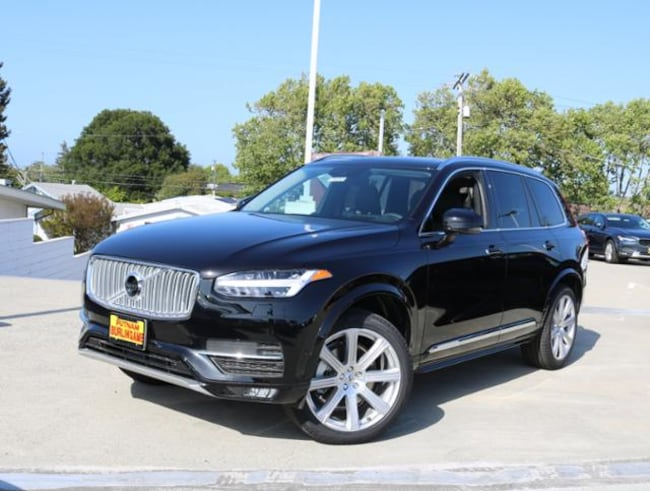 New 2018 Volvo XC90 T6 AWD Inscription (7 Passenger) SUV For Sale/Lease Burlingame, CA