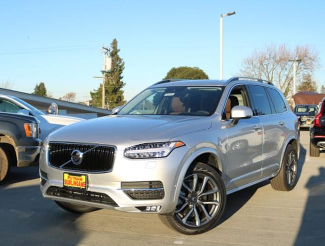 New 2019 Volvo XC90 T6 Momentum SUV For Sale/Lease Burlingame, CA