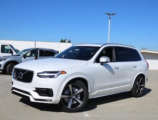 New Volvo Models for sale 2019 Volvo XC90 T6 R-Design SUV YV4A22PMXK1441860 in Burlingame, CA