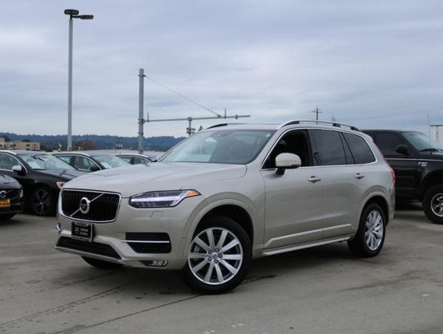 Featured Pre Owned 2018 Volvo XC90 T6 AWD 7-Passenger Momentum SUV for sale near you in Burlingame, CA