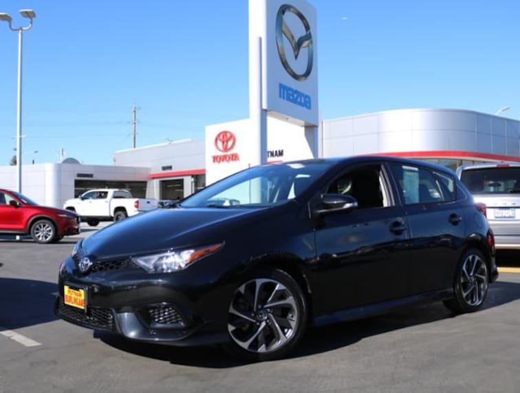 Used 2018 Toyota Corolla iM CVT (Natl) Hatchback Burlingame