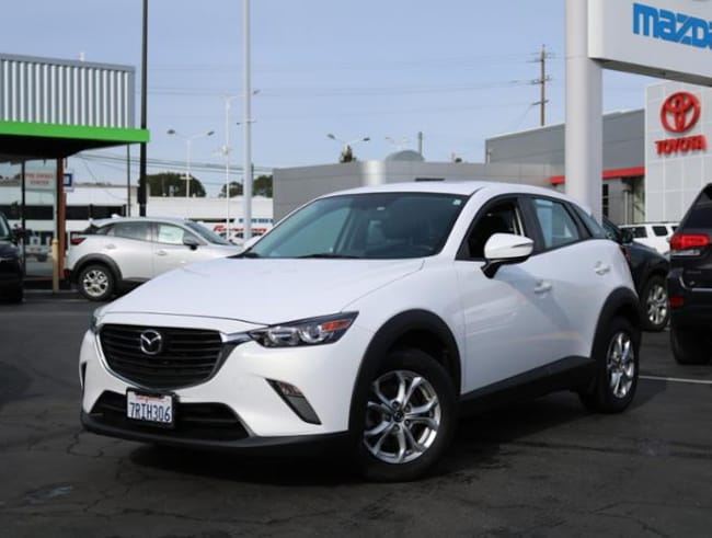 Pre-Owned 2016 Mazda CX-3 AWD  Touring SUV Burlingame