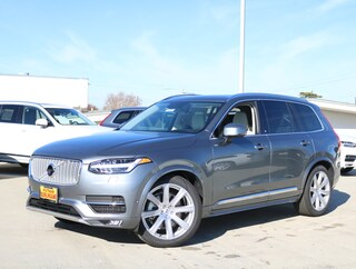 New Volvo Models for sale 2019 Volvo XC90 T6 Inscription SUV YV4A22PL1K1458571 in Burlingame, CA