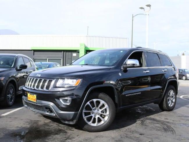 Used 2014 Jeep Grand Cherokee 4WD  Limited SUV Burlingame