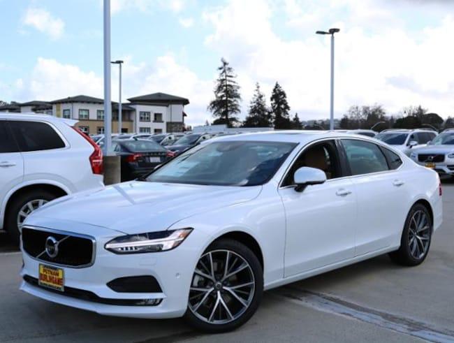 New 2018 Volvo S90 T5 FWD Momentum Sedan For Sale/Lease Burlingame, CA