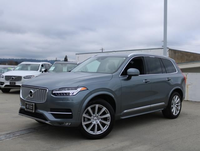 Used 2016 Volvo XC90 AWD  T6 Inscription SUV in Burlingame, CA
