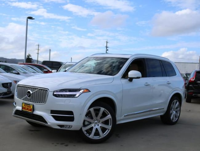 New 2019 Volvo XC90 T6 Inscription SUV For Sale/Lease Burlingame, CA