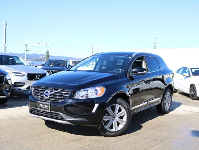 Used 2016 Volvo XC60 AWD  T5 Premier SUV in Burlingame, CA
