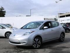 Used 2013 Nissan Leaf HB SL Hatchback in Burlingame, CA