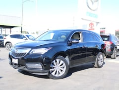 Used vehicles 2015 Acura MDX SH-AWD  Tech Pkg SUV for sale near you in Burlingame, CA