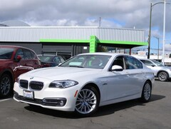 Used vehicles 2015 BMW 5 Series Activehybrid 5 RWD Sedan for sale near you in Burlingame, CA