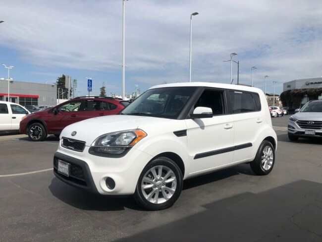 Used 2013 Kia Soul Auto + Hatchback Burlingame