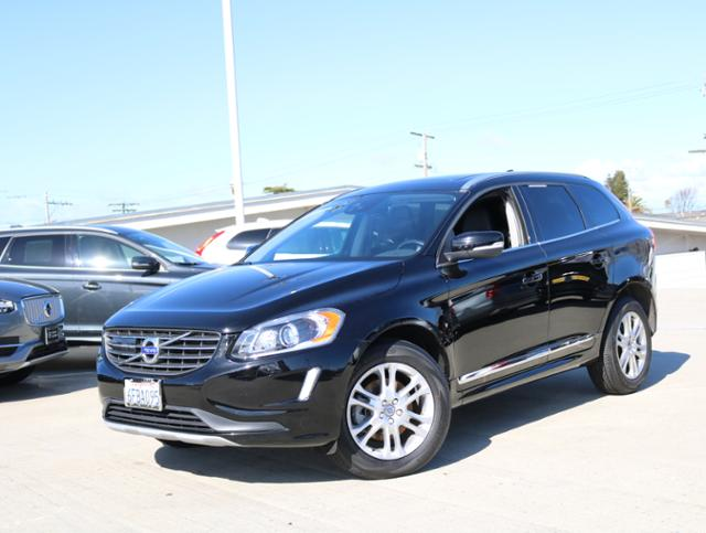 Featured Pre Owned 2016 Volvo XC60 FWD  T5 Drive-E Platinum SUV for sale near you in Burlingame, CA