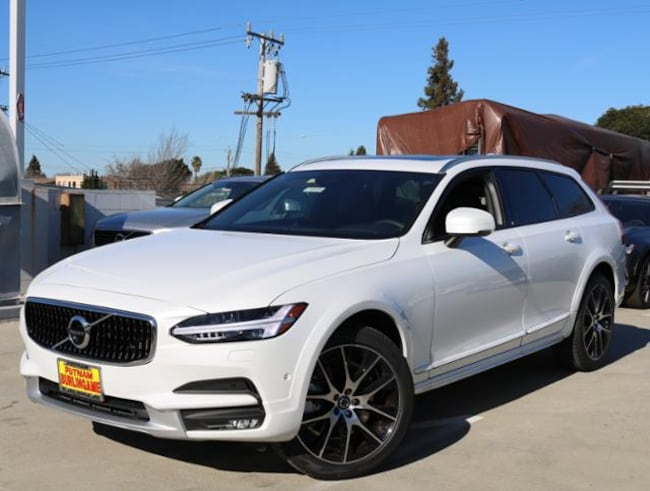 New 2018 Volvo V90 Cross Country T6 AWD Wagon For Sale/Lease Burlingame, CA