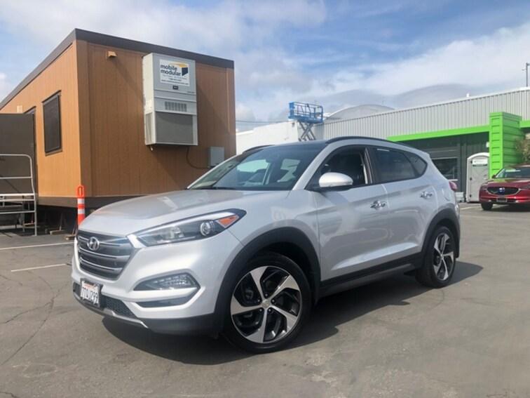 Used 2016 Hyundai Tucson FWD  Limited SUV Burlingame