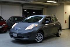 Used 2016 Nissan Leaf HB S *Ltd Avail* Hatchback in Burlingame, CA
