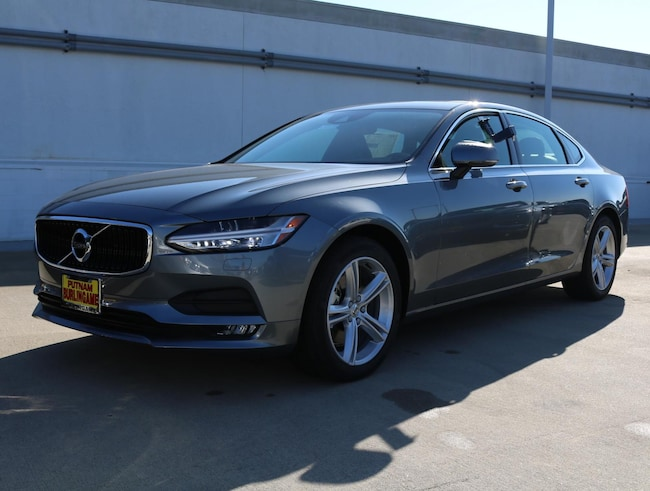 New 2018 Volvo S90 T5 AWD Momentum Sedan For Sale/Lease Burlingame, CA