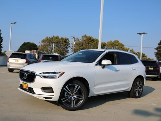New 2019 Volvo XC60 T5 Momentum SUV For Sale/Lease Burlingame, CA