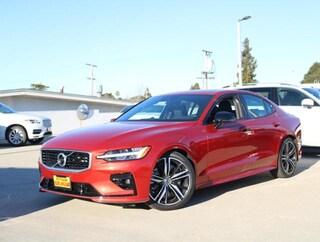 New Volvo Models for sale 2019 Volvo S60 T6 R-Design Sedan 7JRA22TM5KG000645 in Burlingame, CA
