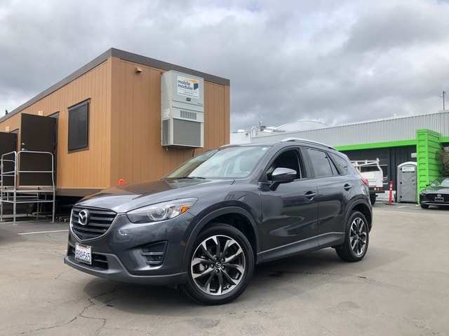Featured Pre Owned 2016 Mazda CX-5 FWD  Auto Grand Touring SUV for sale near you in Burlingame, CA