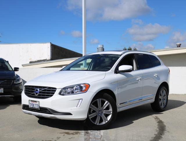 Featured Pre Owned 2016 Volvo XC60 AWD  T5 Premier SUV for sale near you in Burlingame, CA