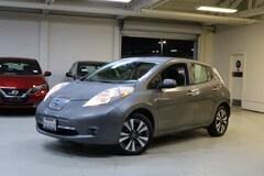 Used 2016 Nissan Leaf HB SV Hatchback in Burlingame, CA