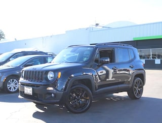 Used 2016 Jeep Renegade 4WD  Justice SUV ZACCJBBT5GPD39905 in Burlingame