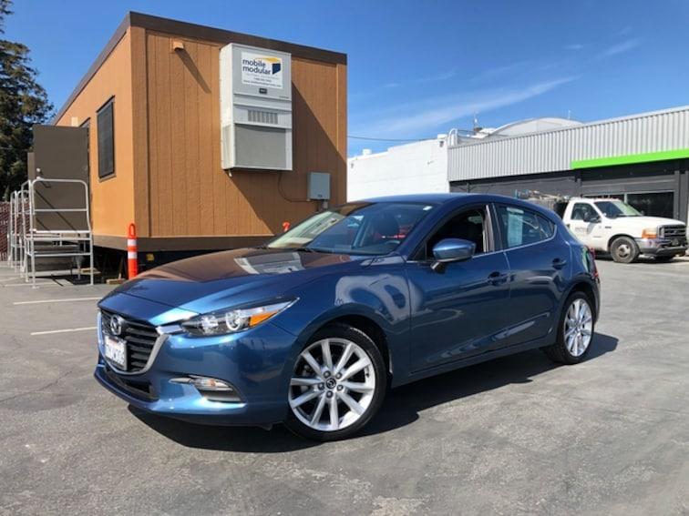 Used 2017 Mazda Mazda3 5-Door Touring Auto Hatchback Burlingame