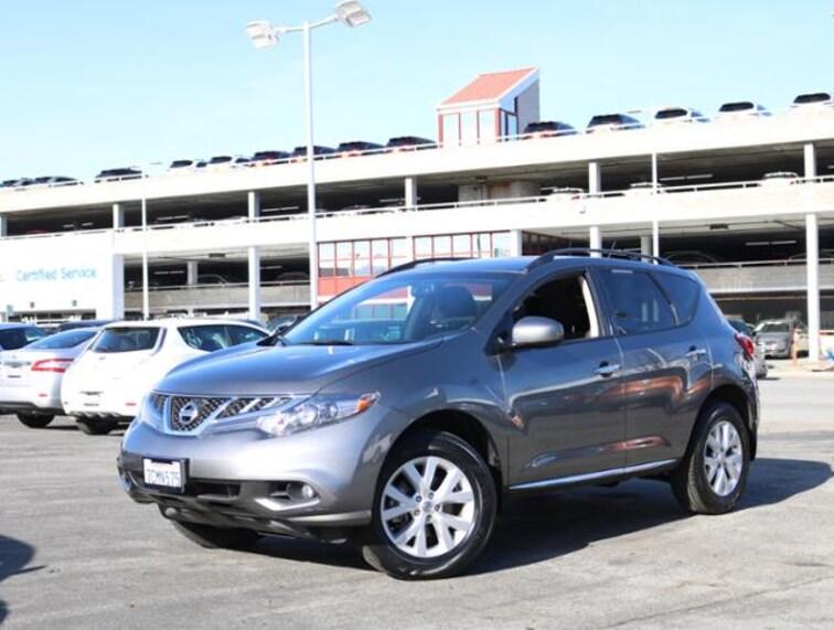 Used 2013 Nissan Murano AWD  SV SUV Burlingame
