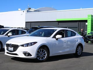 Used 2016 Mazda Mazda3 Auto i Grand Touring Sedan JM1BM1X79G1318919 in Burlingame