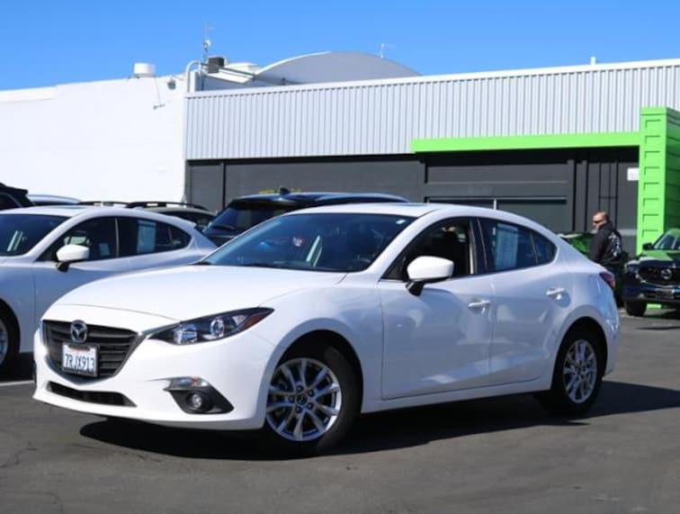 Used 2016 Mazda Mazda3 Auto i Grand Touring Sedan Burlingame