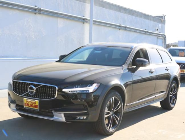 New 2018 Volvo V90 Cross Country T5 AWD Wagon For Sale/Lease Burlingame, CA