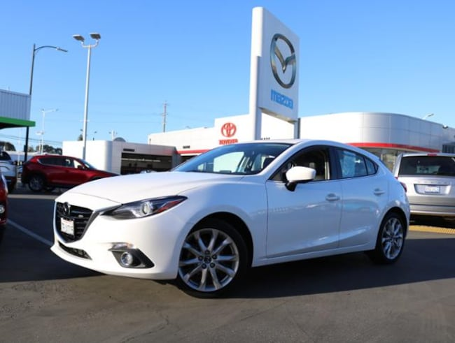 Used 2016 Mazda Mazda3 HB Auto s Grand Touring Hatchback Burlingame