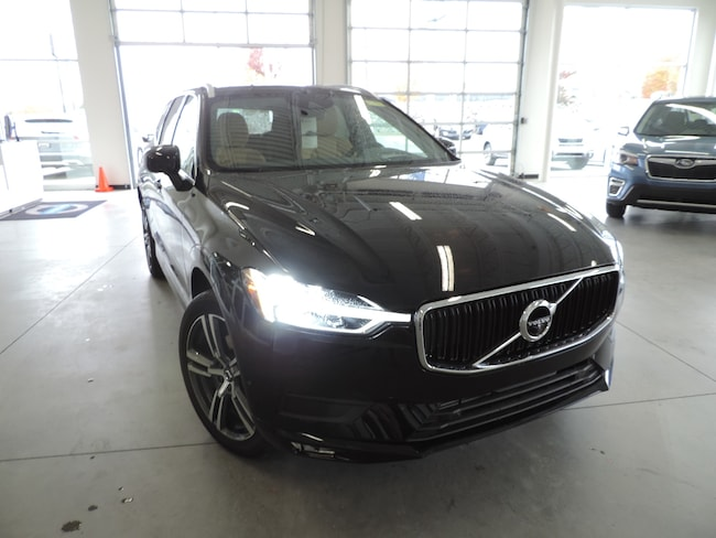 New 2019 Volvo XC60 T5 Momentum SUV LYV102RK7KB210136 for sale in Burlington, NC at Volvo Cars Burlington