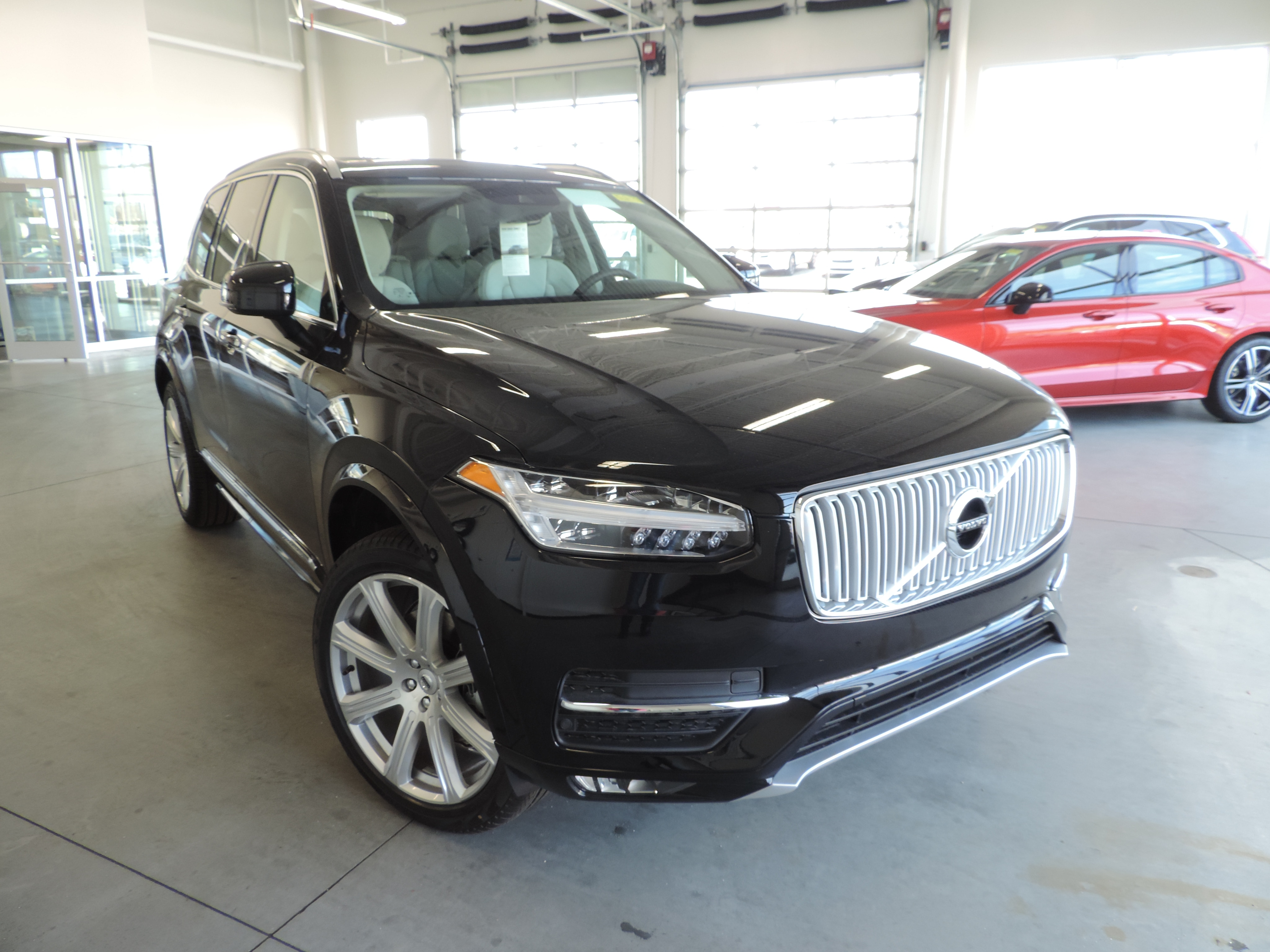 2019 Volvo XC90 T6 Inscription SUV YV4A22PL5K1462865