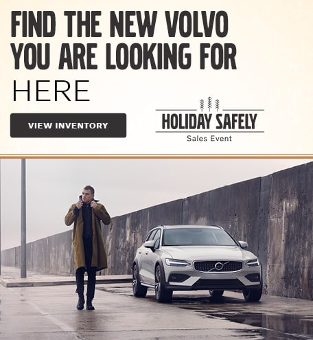 Find the New Volvo You Are Looking For Here