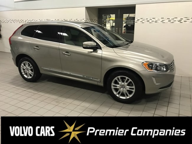 2016 Volvo XC60 T5 Premier SUV YV4612RK1G2856331 for sale in Hyannis, MA at Volvo Cars Cape Cod