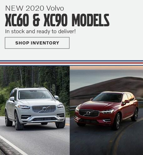 New 2020 Volvo XC60 & XC90