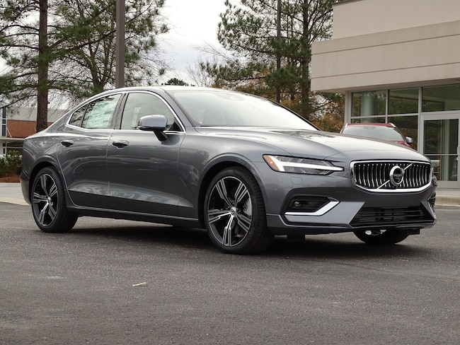 2019 Volvo S60 T6 Inscription Sedan for sale in Cary NC