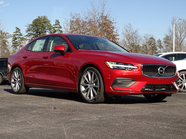 2019 Volvo S60 T6 Momentum Sedan for sale in Cary NC