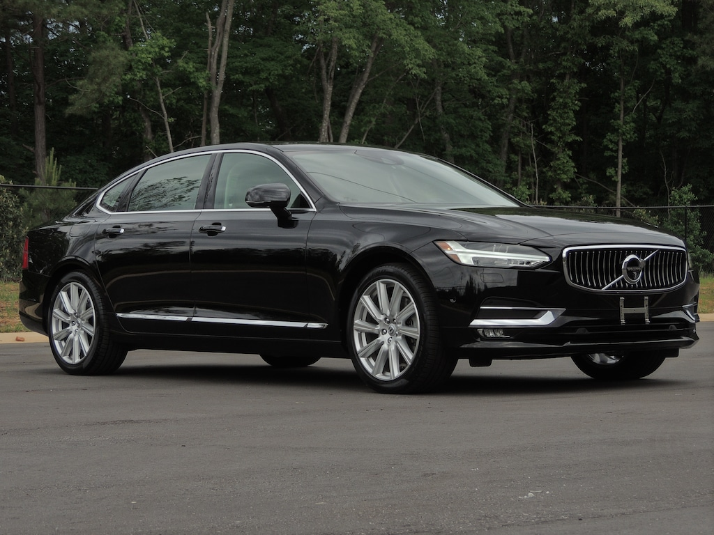 Used 2018 Volvo S90 For Sale At Volvo Cars Of Cary Vin Lvy992ml4jp007970