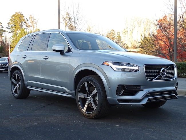 2019 Volvo XC90 Hybrid T8 R-Design SUV for sale in Cary NC