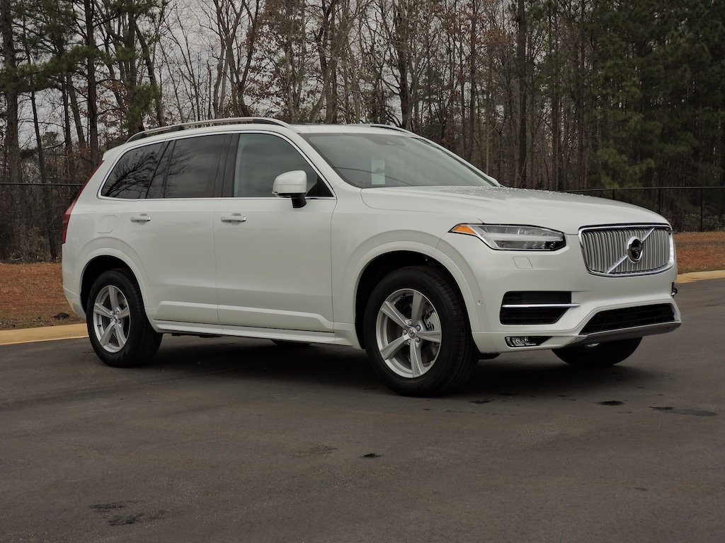 New 2019 Volvo Xc90 For Sale Cary Nc Vin Yv4102pkxk1464365
