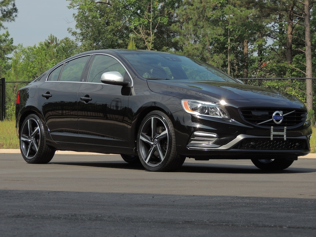 Used 2016 Volvo S60 For Sale At Volvo Cars Of Cary Vin Yv1902ts3g1398769