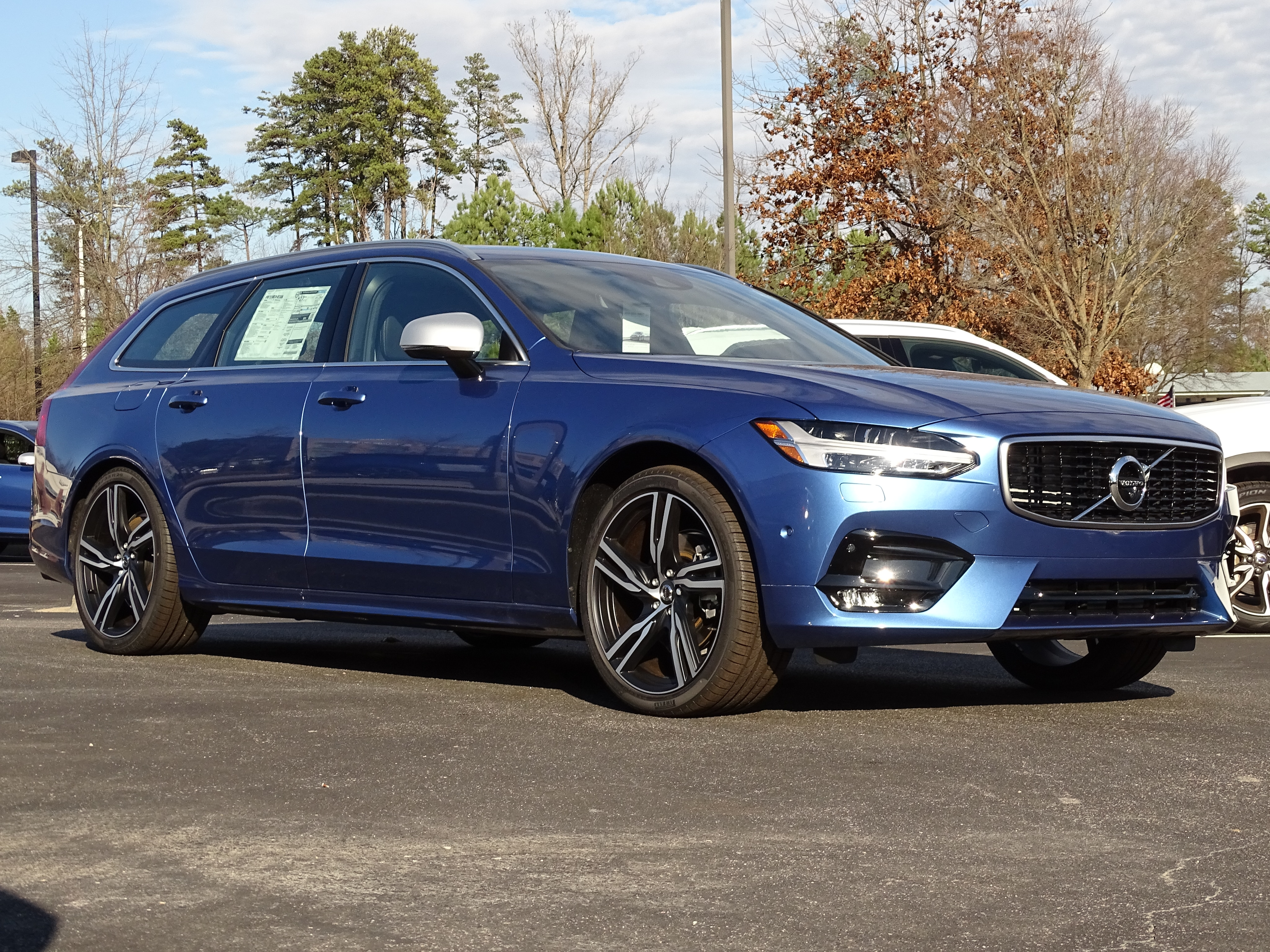 New 2019 Volvo V90 For Sale Cary Nc Vin Yv1102gm6k1084499