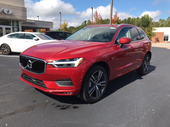 new 2018 volvo xc60 for sale at volvo cars of cary vin. Black Bedroom Furniture Sets. Home Design Ideas
